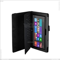 Litchi Grain PU Leather Case Cover for Microsoft Surface