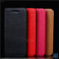 Genuine Leather Slim Case for iPhone 6