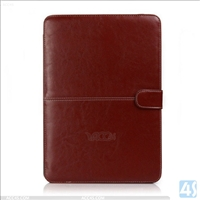 Leather Protective Case for Apple MacBook Pro 13