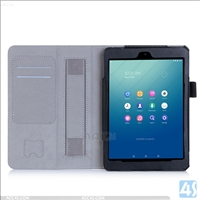 Wallet Leather Case for Nokia N1 Table