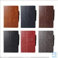 Leather Stand Case for Sony Xperia Z4 Tablet