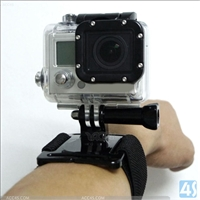 Adjustable Wrist Strap Velcro Band for GoPro Hero 3+ 3 2 1 GP94