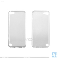 PC TPU Clear Case Cover for Apple iPod Touch 6
