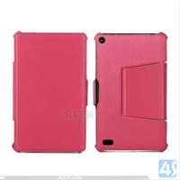 "Hot Setting PU Leather Case for AMAZON New Fire 7""(2015)"