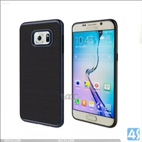 TPU PC Combo Case for SAMSUNG  Galaxy S6 Edge