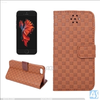 PU Leather Wallet Case For Apple iPhone SE/ 5/ 5S
