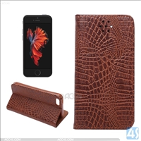Crocodile PU Leather Case for Apple iPhone SE/ 5/ 5S