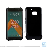 TPU Clear Smooth Case for HTC One M10