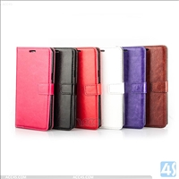 PU Leather Case for APPLE  iPhone SE/ 5/ 5S