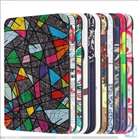 "Printed PU Leather Case for HUAWEI M2 7"" Youth Edition"