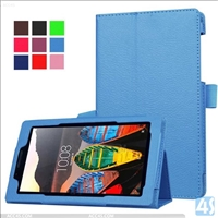 PU Leather Stand Case for LENOVO TAB3 7 Essential 710F