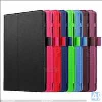 Litchi PU Leather Stand Case Cover for LG  G Pad X 8.0 / V521WG