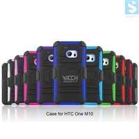 3in1 Belt Clip Holster Case for HTC One M10
