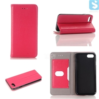 Genuine PU Leather Magnet Flip Case for APPLE iPhone 7 Plus