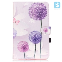 Printed PU Leather Case for SAMSUNG Galaxy Tab E 9.6 / T560