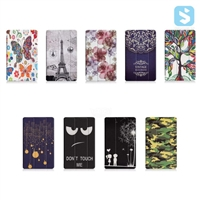 Tri Fold Printed PU Leather Case for SAMSUNG Galaxy Tab A 10.1 P580