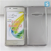 TPU S Line Case for SAMSUNG Z2 /Z200 (2016)