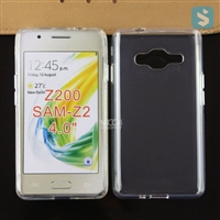 TPU Clear Case for SAMSUNG Z2 /Z200 (2016)