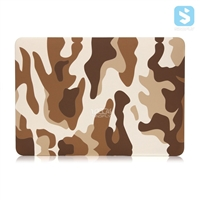 Printed Camouflage Case for MacBook Pro 15 Retina