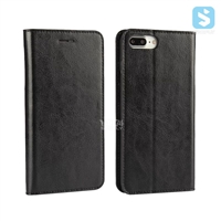 Crazy Horse Leather Case for iPhone 7 Plus