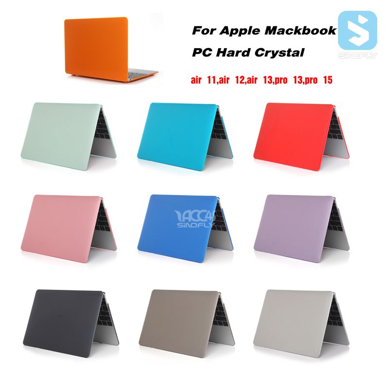 clear hard case for MACBOOK 15 Retina Crystal shell