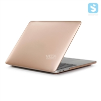 Metallic Snap On Case for New Macbook Pro 15