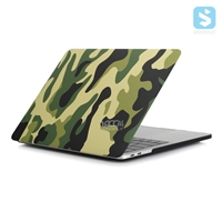 Camouflage Printed Snap On Case for New Macbook Pro 15