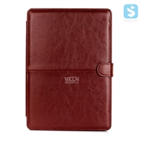 PU Leather Case for New Macbook Pro 15