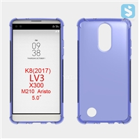 For LG K8 (2017) LV3 X300 clear tpu case