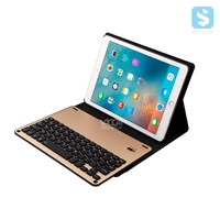Universal PU Leather Detachable Bluetooth Keyboard