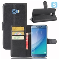PU Leather Wallet Case for SAMSUNG Galaxy C5 PRO