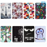 Printed PU Leather Case for LG G PAD 3 10.1 X760