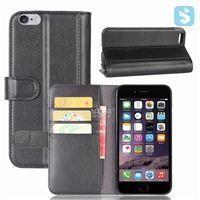 Genuine Leather Wallet Case for APPLE iPhone 6/ 6S Plus