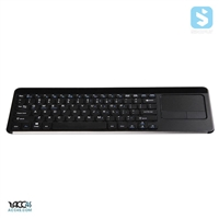 Touch Pad 2.4G Wireless Keyboard