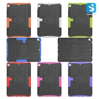 PC TPU Kickstand Case for iPad Pro 10.5