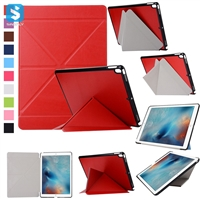 Transformer PU Leather Back Case for iPad Pro 10.5