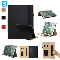 Business Style Hand Strap Back Cover for iPad Pro 10.5
