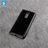 Clear Transparent TPU Case for Nokia 8