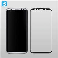 3D Hot Bending Tempered Glass Screen Protector for SAMSUNG Galaxy S8 Plus