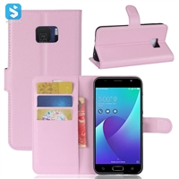 Litchi PU Leather Wallet Case for ASUS ZenFone V(V520KL)