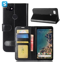 PU Leather Wallet Case for GOOGLE  piexl XL 2