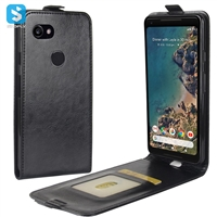 Crazy Horse PU Leather Flip Case for GOOGLE  piexl XL 2