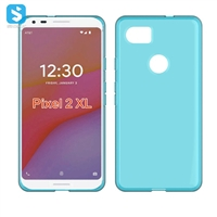 Clear TPU Case for GOOGLE  piexl XL 2