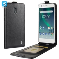 R64 Pattern PU Leather Flip Case for Nokia 2