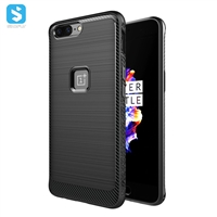TPU Brushed Anti Drop Case for Oneplus 5T