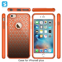 For iPhone 6s Plus Gummy Case