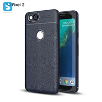 Litchi Pattern TPU Case for Google Pixel 2