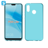 Clear TPU Case for Huawei P20 Lite