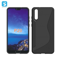 S Line TPU Case for Huawei P20
