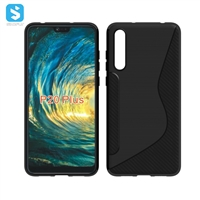 S Line TPU Case for Huawei P20 Pro